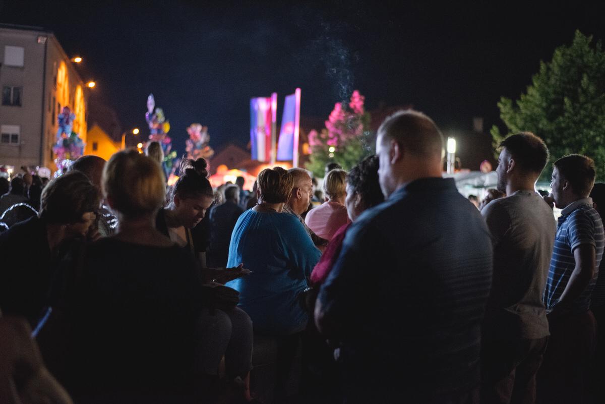 Photo of SRPANJ U GOSPIĆU Objavljen je bogati program, za Dan Grada Klapa Rišpet i Gazde!