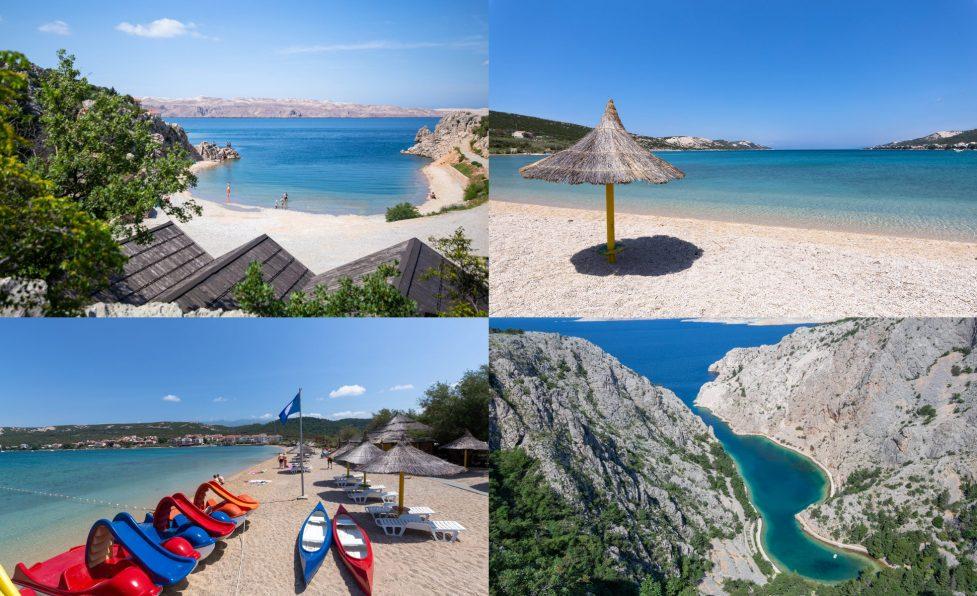 Photo of SUNCE, PIJESAK I SOL Šest najljepših plaža u Ličko-senjskoj županiji