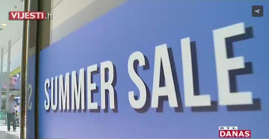 Photo of VIDEO Počela su ljetna sniženja! Kolike se uštede mogu ostvariti?