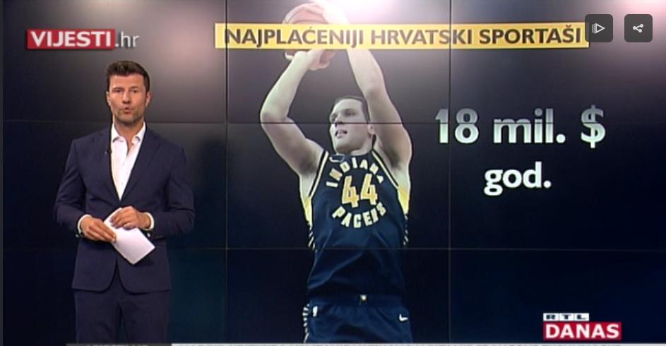 Photo of VIDEO Tko su najplaćeniji hrvatski sportaši?