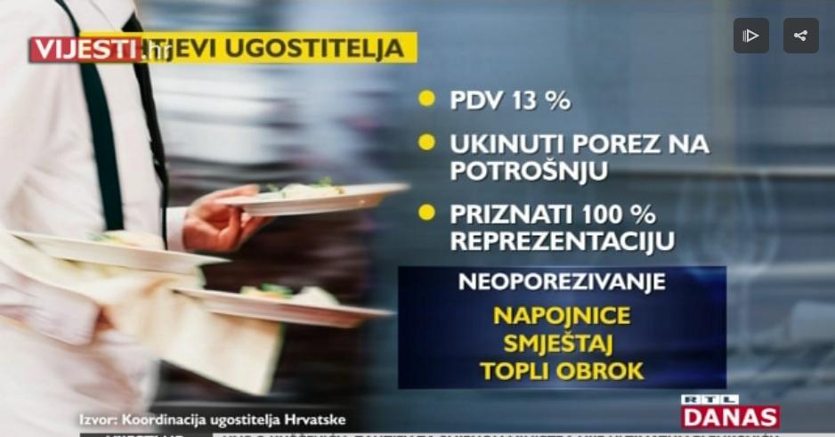 Photo of ZBOG PDV-A Mnogi ugostitelji najavljuju zatvaranje i odlazak iz Hrvatske