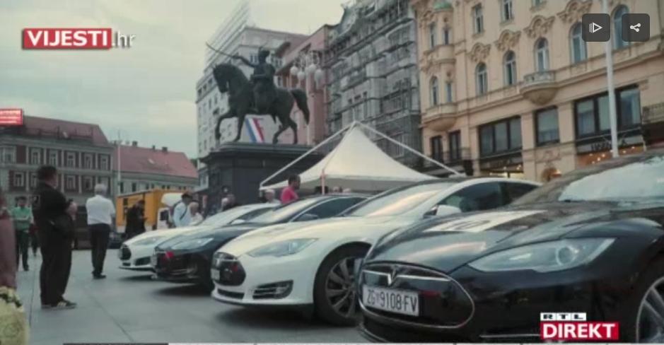 Photo of VIDEO Električni automobili pretihi, uskoro dobivaju zvukove – poslušajte koje!
