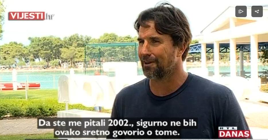 Photo of VIDEO Egzibicijski meč Ivaniševića i Raftera u Umagu za reprizu legendarnog finala Wimbledona!
