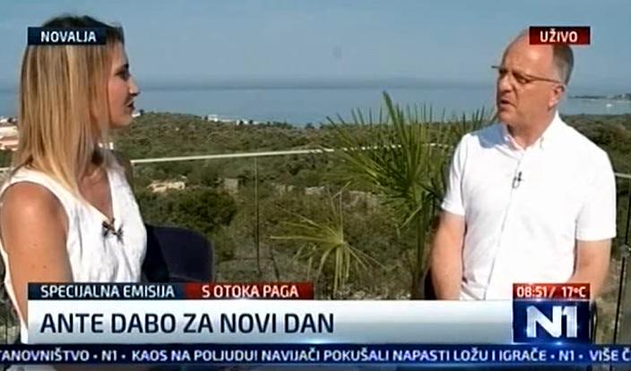 Photo of VIDEO N1 Televizija s Antom Dabom o aktualnim političkim temama, i skupštini Ličko-senjske