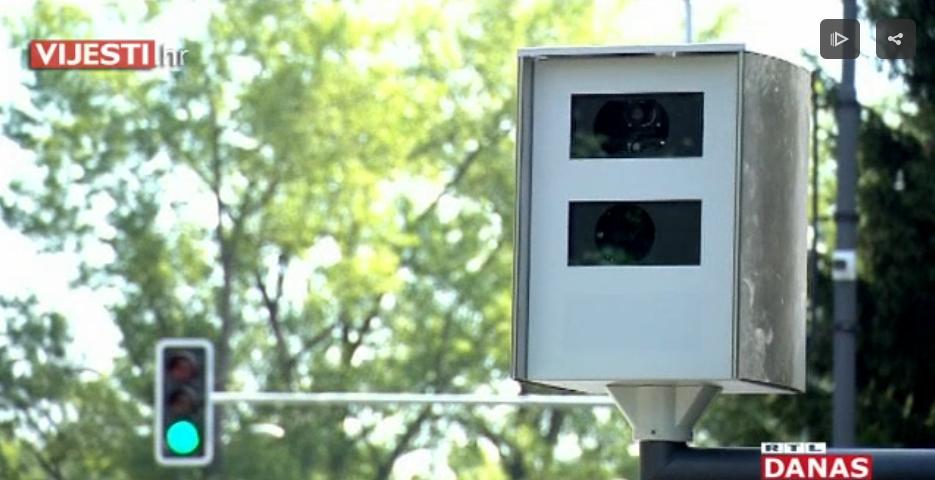 Photo of VIDEO Slovenija se rješava prometnih kamera jer narušavaju privatnost, a u Hrvatskoj ih nikad nije bilo više