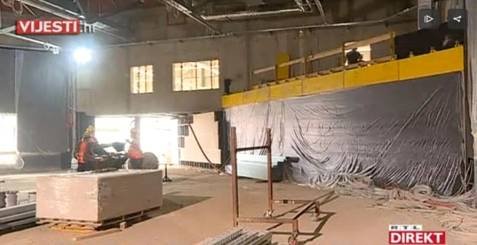 Photo of VIDEO Kako napreduju radovi u budućem sjedištu EU-a u Zagrebu?