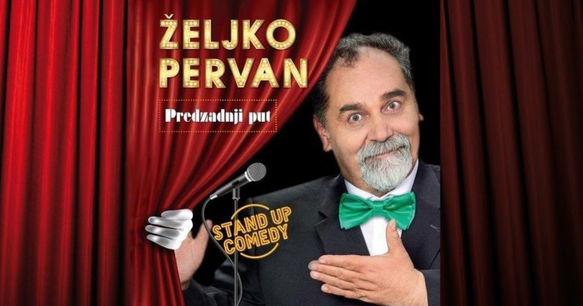 "Photo of ""Predzadnji put"" Željka Pervana večeras u Korenici!"
