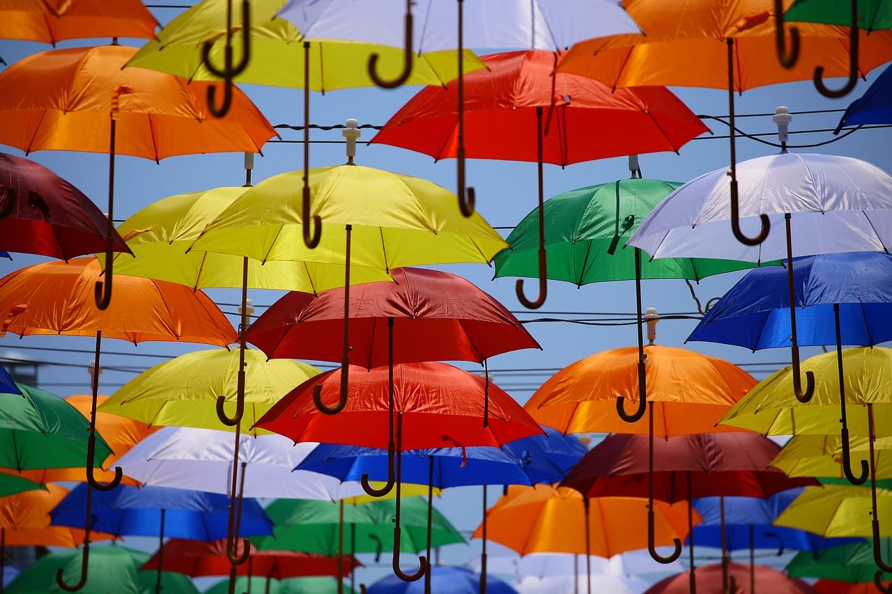 Photo of Posudite svoj kišobran za ljetnu instalaciju u Gospiću! 50 METARA KIŠOBRANA U ULICI VILA VELEBITA