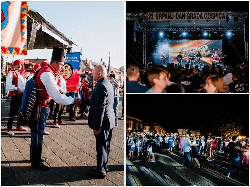 Photo of FOTO Večer tamburice i koncert Gazdi rasplesali publiku na Trgu Stjepana Radića