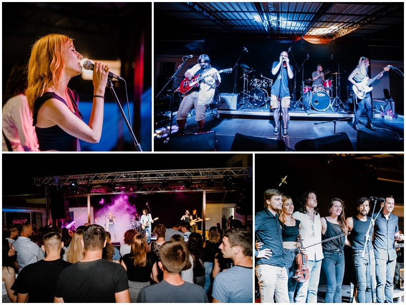 Photo of FOTO Koncertom grupa Silente i Lika Kolorado završio GROCKS 2019.