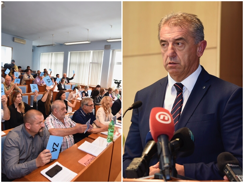 """Photo of Darko Milinović: """"Još ću razgovarati s Thompsonom da ipak održi koncert na Krbavskom polju"""""""