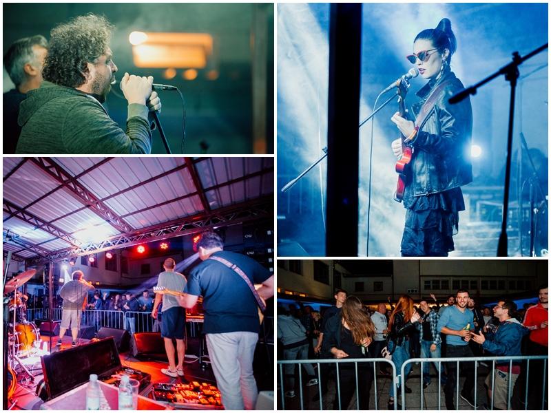 Photo of FOTO U atriju KIC-a Gospić održan još jedan koncert za pamćenje! TBF i Barbara Munjas oduševili Gospićane