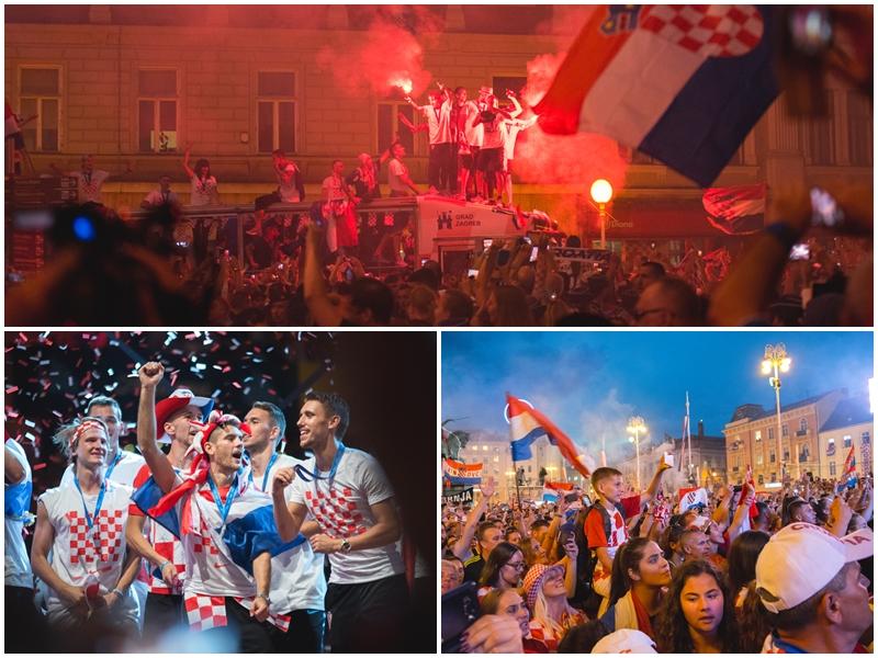 Photo of ZAJEDNIŠTVO, PONOS I SREĆA Kako smo prije godinu dana dočekali Vatrene