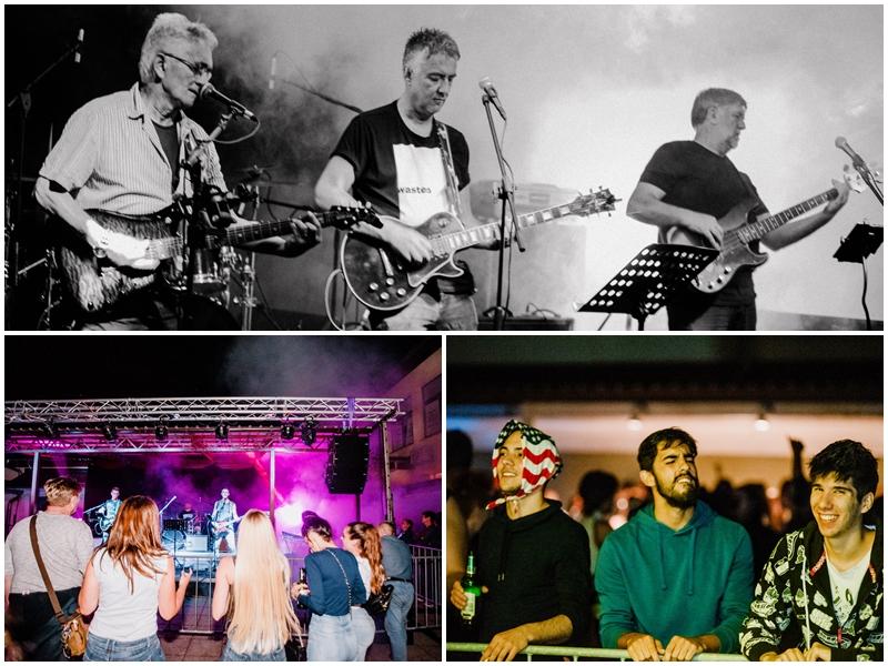 Photo of FOTO Likosi, GS Big Band i Gloria žestokom svirkom obilježili treću večer GROCKSA u Gospiću!