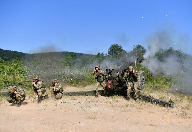 Photo of PUMA 19 Na vojnom poligonu u Slunju održana glavna ovogodišnja vježba hrvatskih vojnika