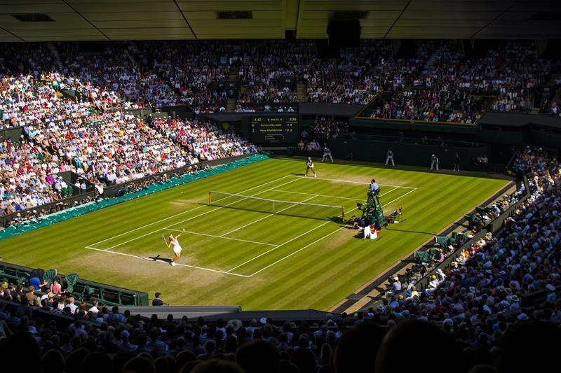 Photo of Rigorozne kazne tenisačima zbog ponašanja na terenima Wimbledona