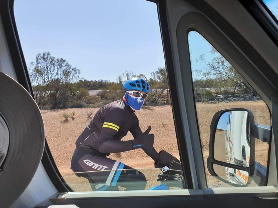 Photo of U HUMANITARNE SVRHE Slavonac biciklom planira obići svijet u 100 dana