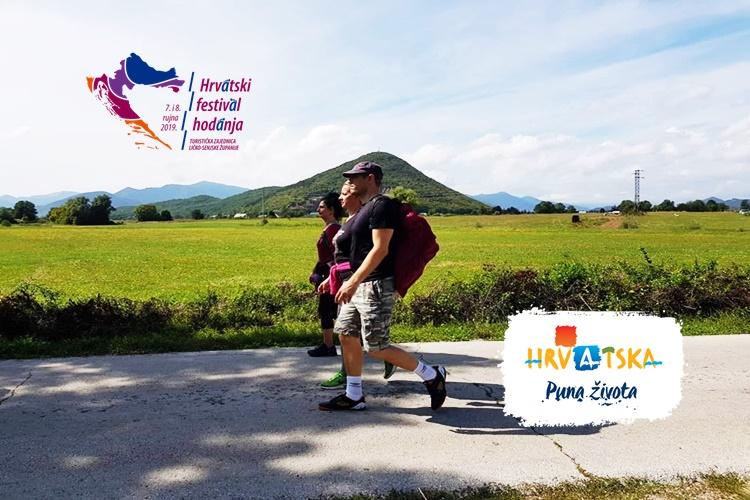 Photo of PRIJAVITE SE U Gospiću i Otočcu održava se 2. Hrvatski Festival Hodanja!