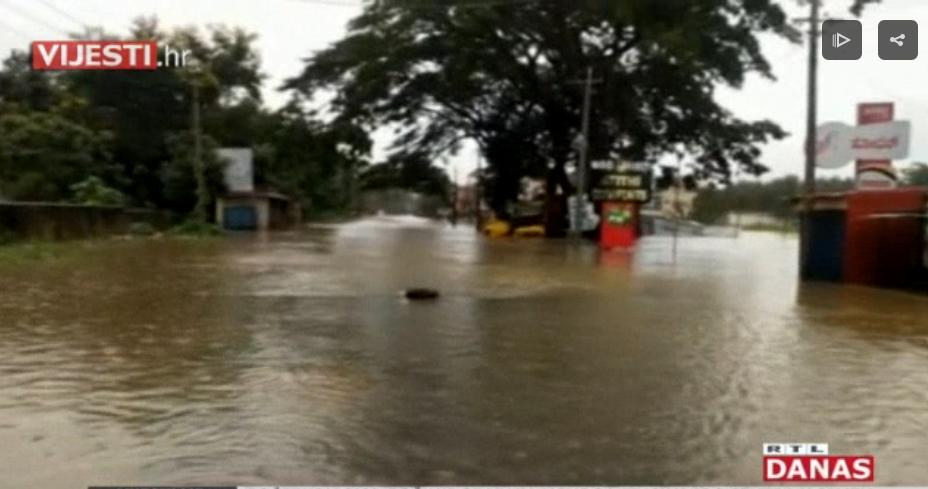 Photo of VIDEO Apokaliptične vremenske neprilike diljem cijelog svijeta!