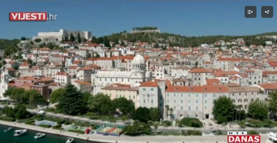 Photo of VIDEO Šibenik i dalje ruši rekorde posjećenosti, renovira se i treća tvrđava