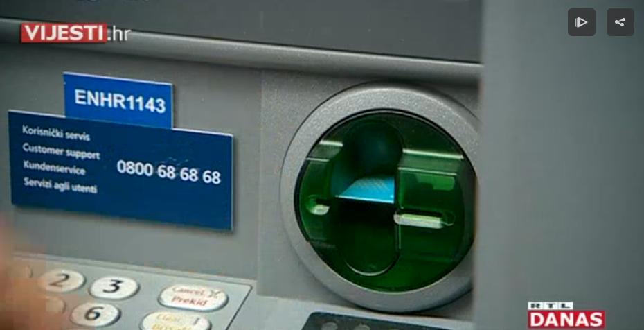 Photo of VIDEO Trebate podići novac sa drugog bankomata? Provizija bi mogla biti veća nego što mislite…