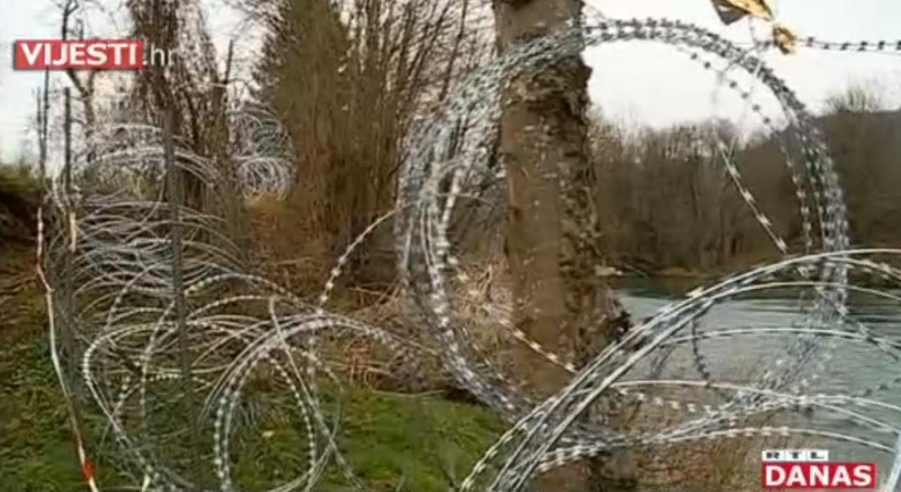 Photo of Slovenija gradi dodatnu ogradu na granici s Hrvatskom