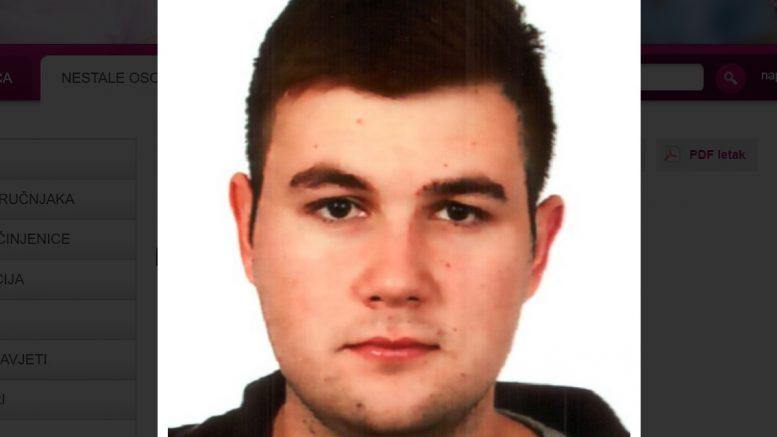 Photo of Na području Kostrene nestao 32-godišnji Mario Tomas iz Slavonskog Broda