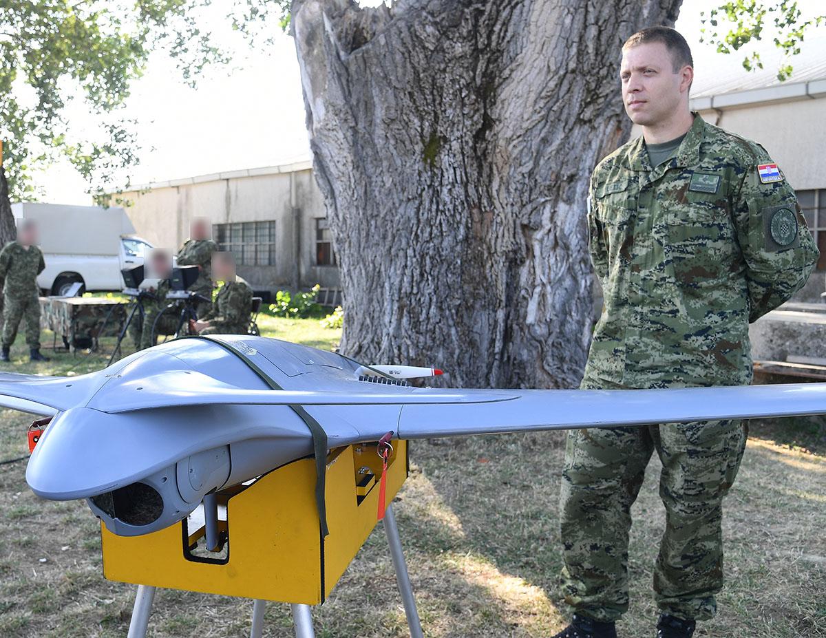 Photo of ORBITER 3 Hrvatska vojska predstavila bespilotnu letjelicu za nadzor i prevenciju požara