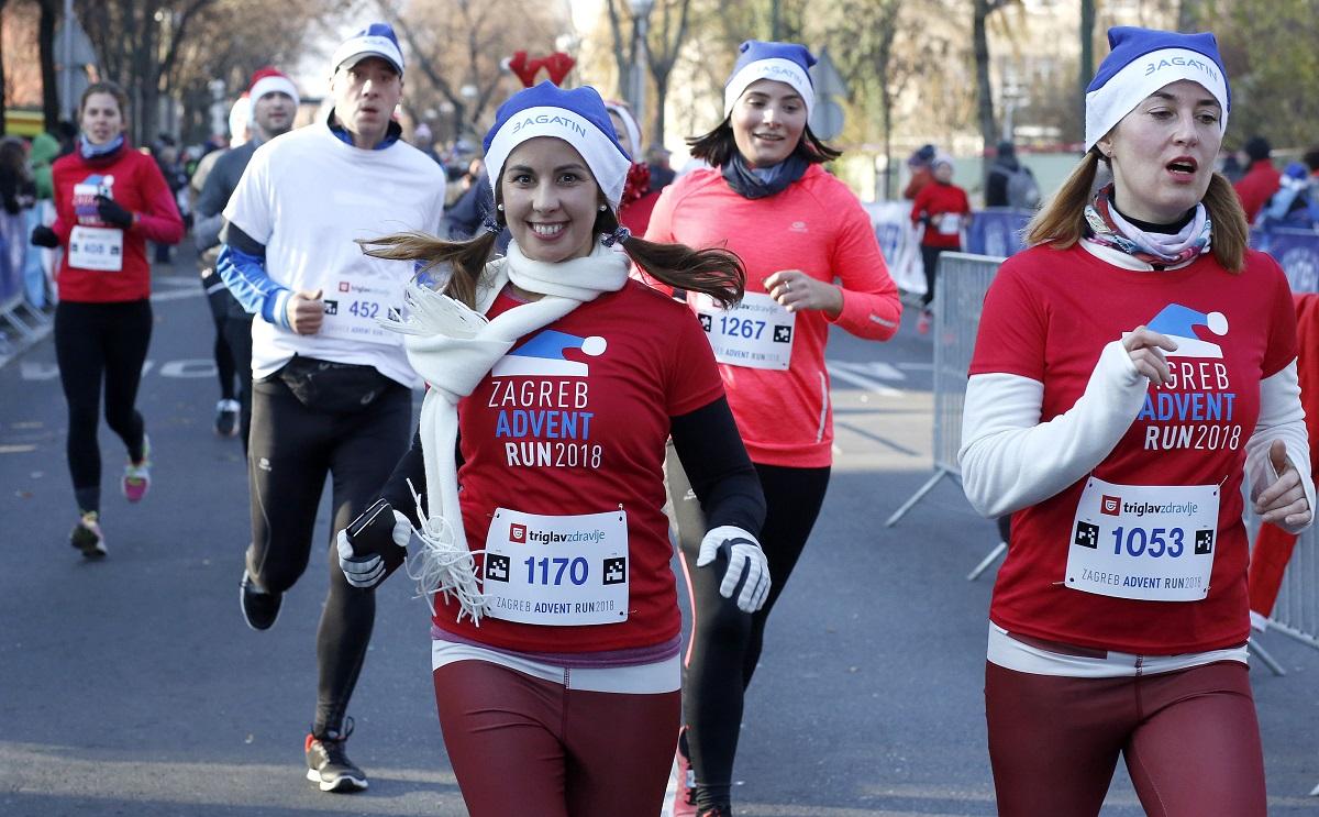 Photo of Zagreb Advent Run: Otvorene prijave za najveću adventsku utrku!