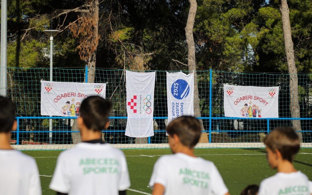 Photo of Na Višnjiku obilježen Hrvatski olimpijski dan