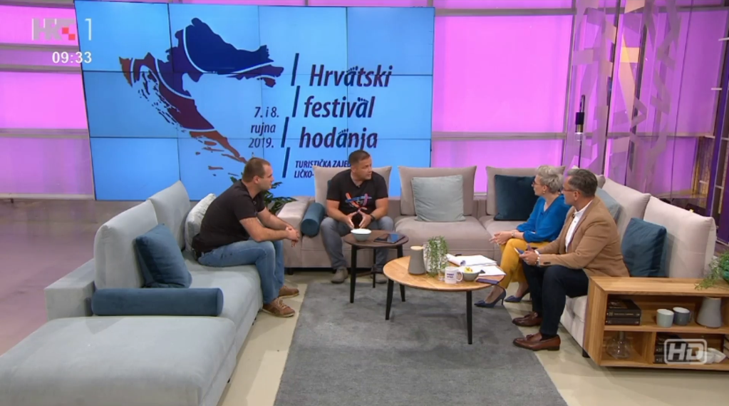 Photo of VIDEO Sve staze ovaj vikend vode na Drugi Hrvatski festival hodanja!