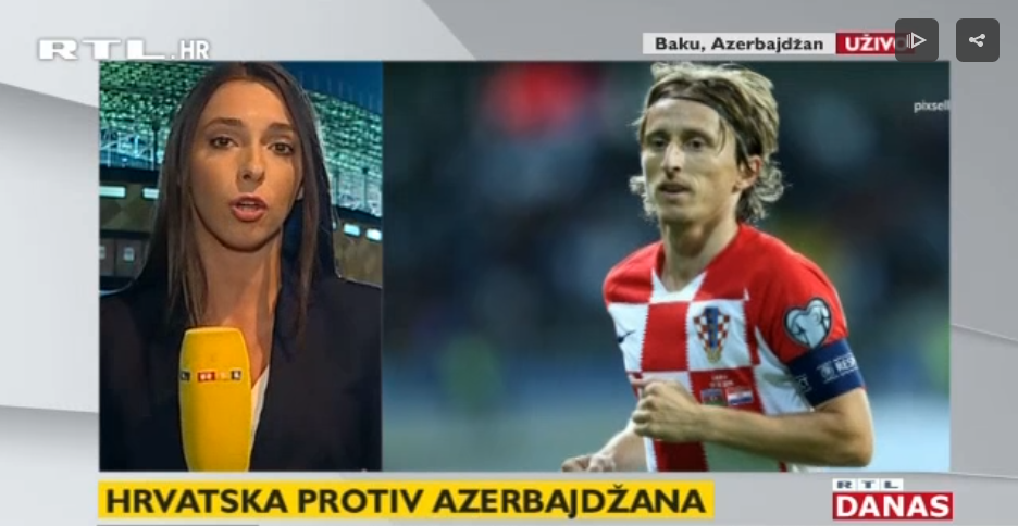 Photo of VIDEO Hrvatska remizirala s Azerbajdžanom u Bakuu