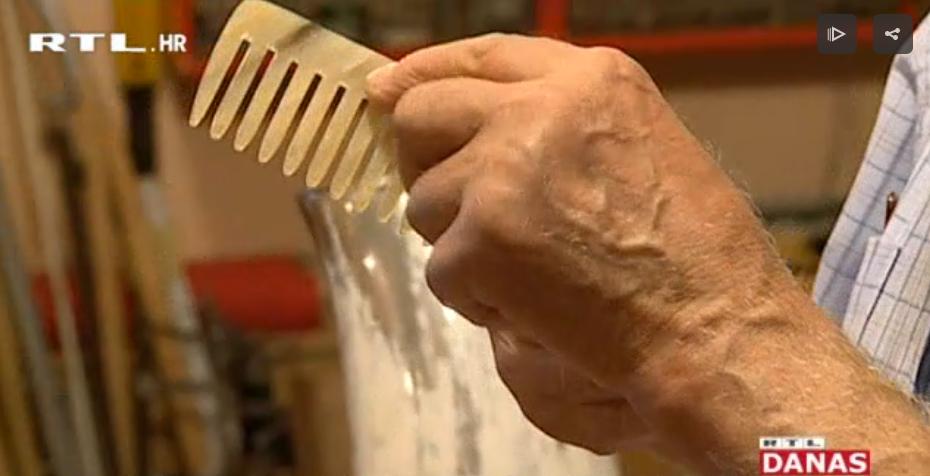 Photo of VIDEO Upoznajte jedinog češljara u Hrvatskoj, ali i Europi!