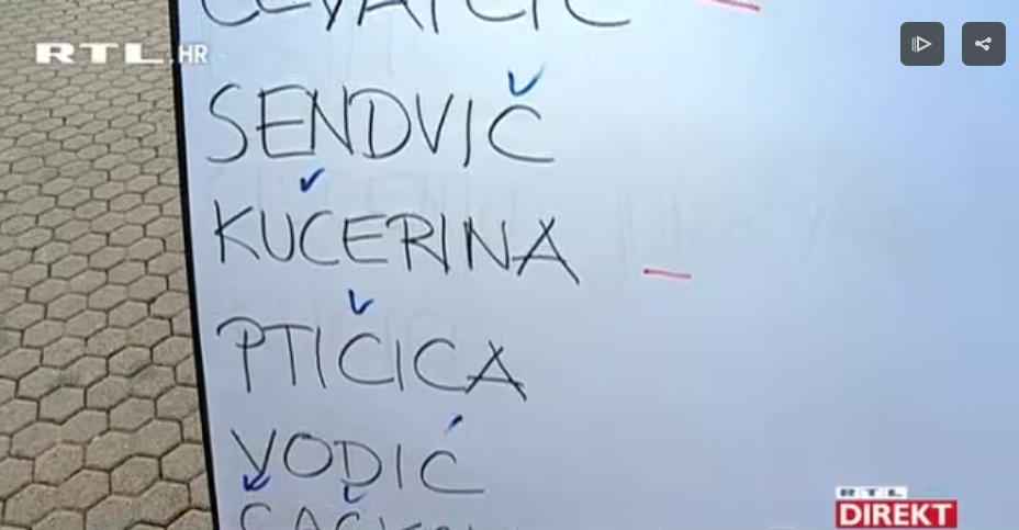 Photo of VIDEO Koliko građani znaju razlikovati č i ć?