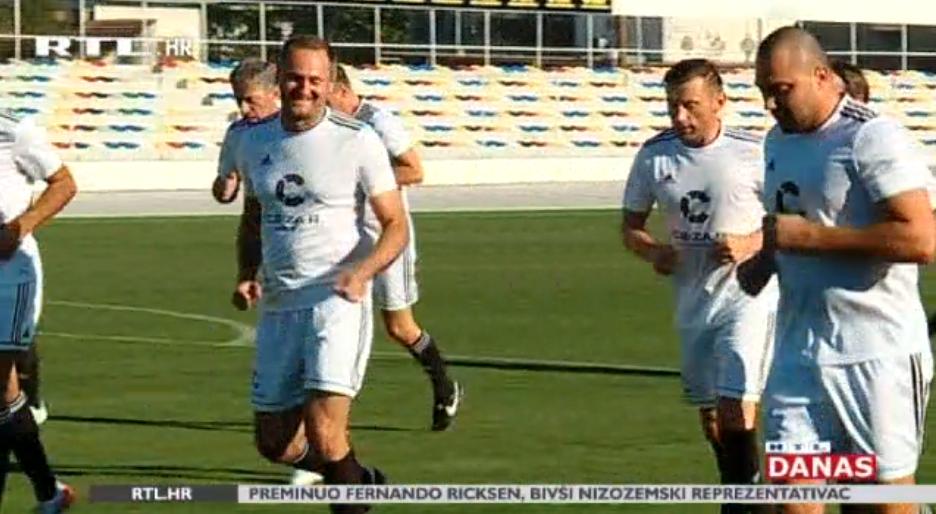 Photo of VIDEO Bivši hrvatski nogometni reprezentativci opet na terenu – ovog puta brane boje Rudeša!