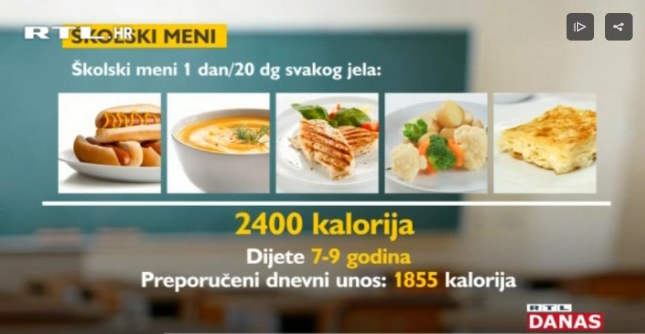 Photo of VIDEO Svaki treći školarac je pretio, više od polovice ih ne pojede ni jednu voćku tjedno!