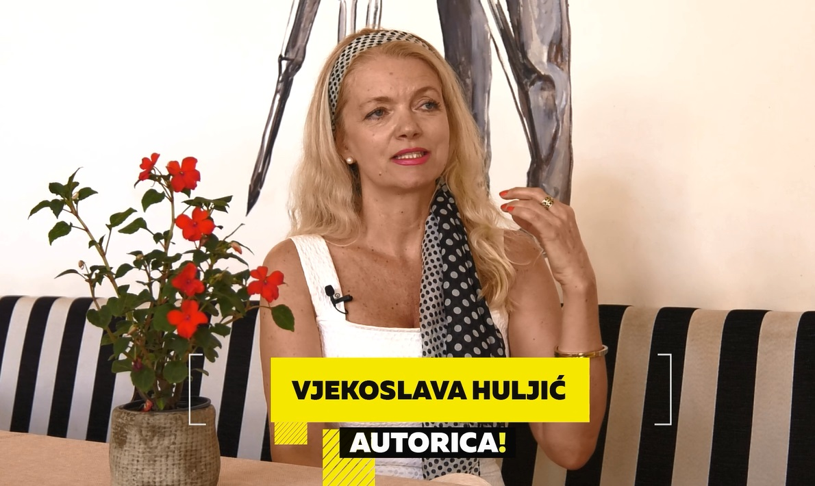 "Photo of Novi TV projekt ""Autorica!"" otvara portret Vjekoslave Huljić"