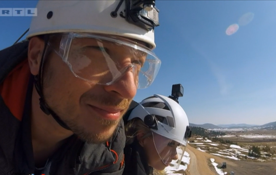 Photo of VIDEO Gospodin Savršeni za spoj odabrao zip line u Lici