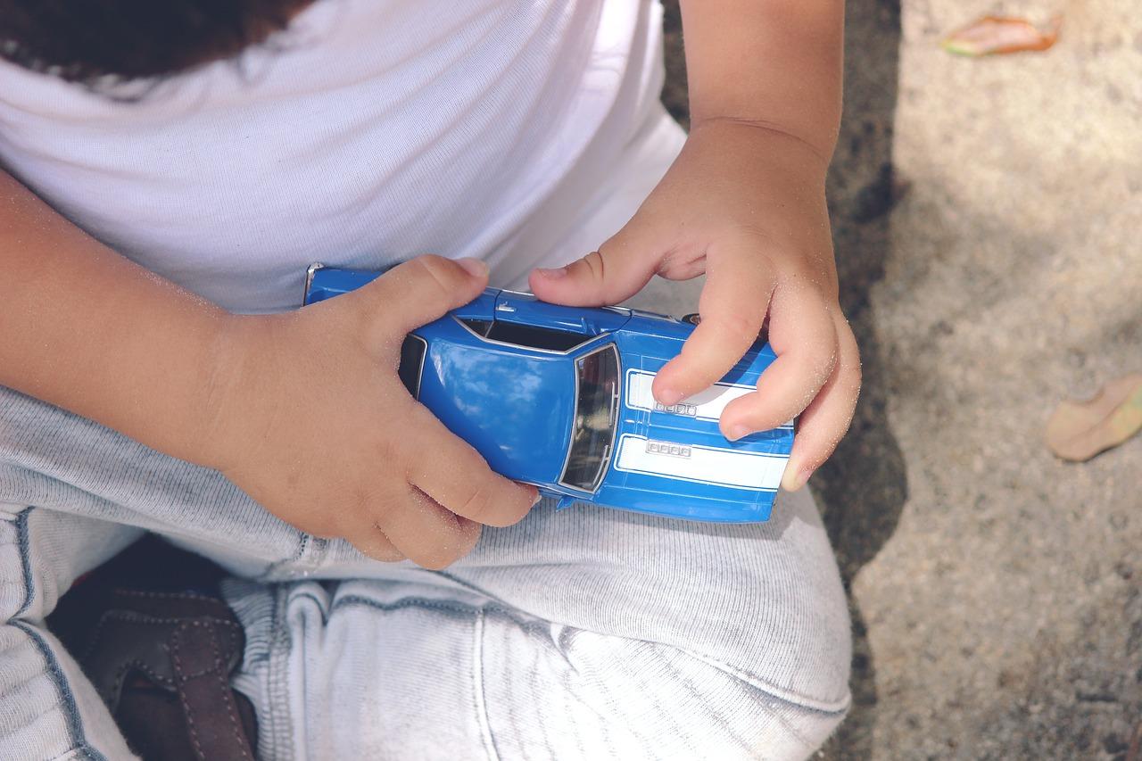 Photo of Igranje s autićima korisno je za dječake i djevojčice