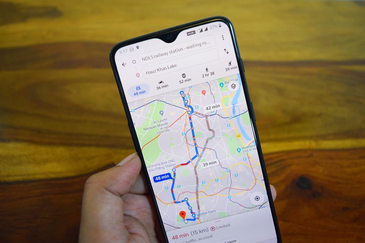 Photo of Google Karte napokon dobile detalj koji im je nedostajao na mobitelima