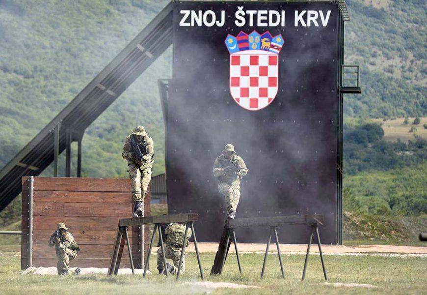 """Photo of UDBINA Pod motom """"Znoj štedi krv"""" otvoren novi centar za obuku hrvatskih komandosa"""