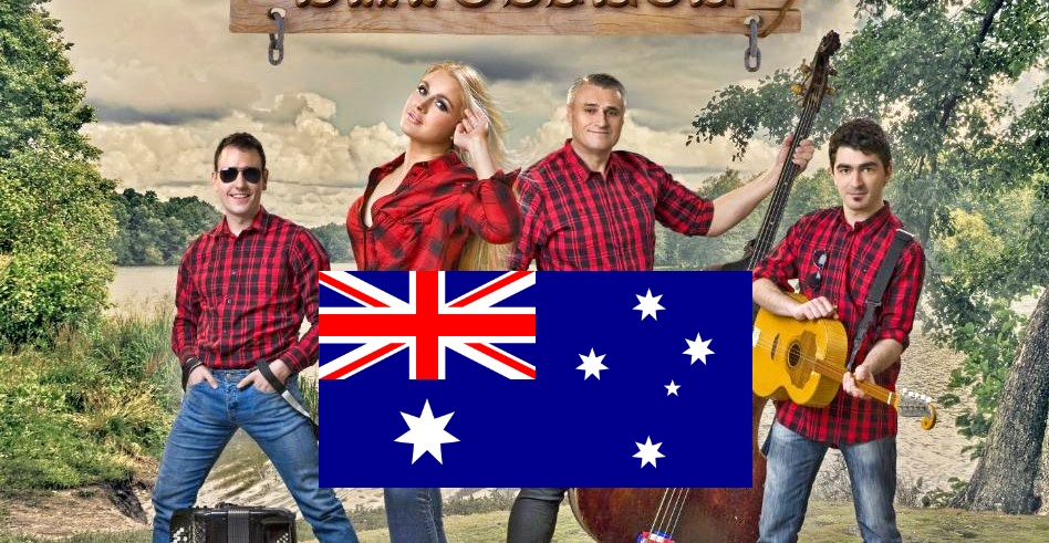 Photo of Ličke drvosječe kreću na veliku turneju u Australiju! Pogledajte gdje i kada ih možete slušati