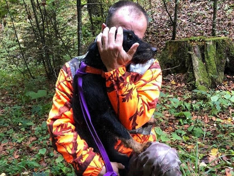 Photo of HGSS spasio lovačkog psa iz jame duboke 200 metara