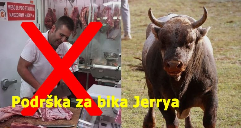 Photo of Osnovana grupa podrške za bika Jerrya