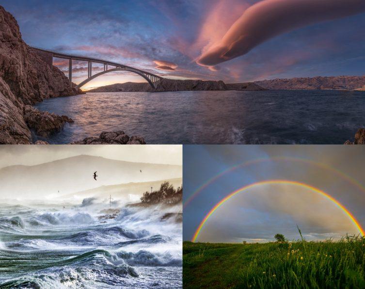 Photo of BRAVO Čak tri fotografije hrvatskih autora u novom kalendaru Svjetske meteorološke organizacije!