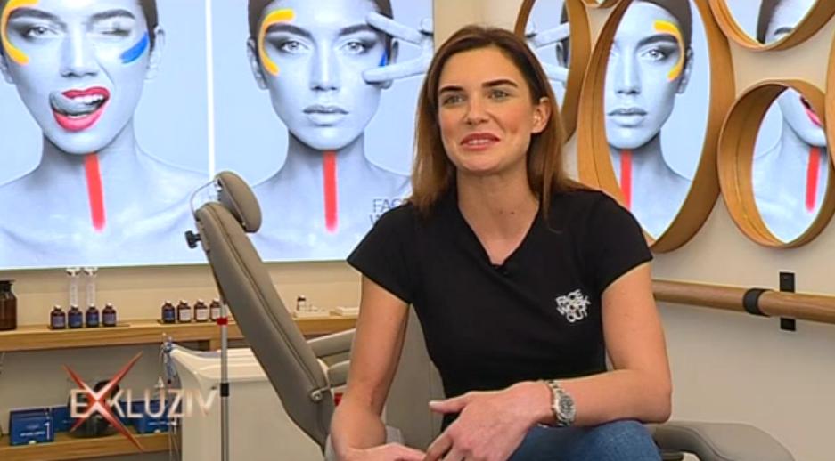 Photo of VIDEO Bivša missica otvorila prvu teretanu za lice
