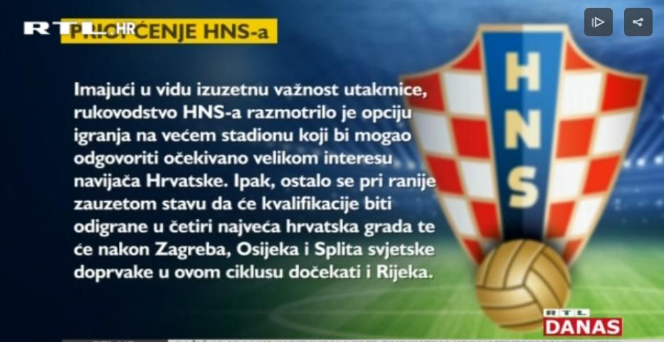 Photo of IPAK NA RUJEVICI Odlučujuća kvalifikacijska utakmica ipak u Rijeci