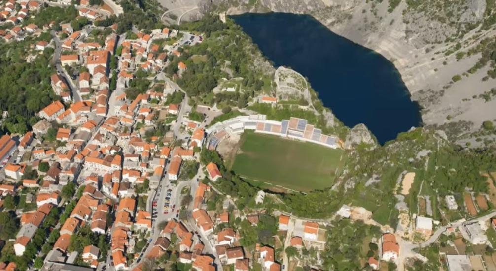 Photo of Jedan od najljepših stadiona na svijetu nalazi se u Hrvatskoj