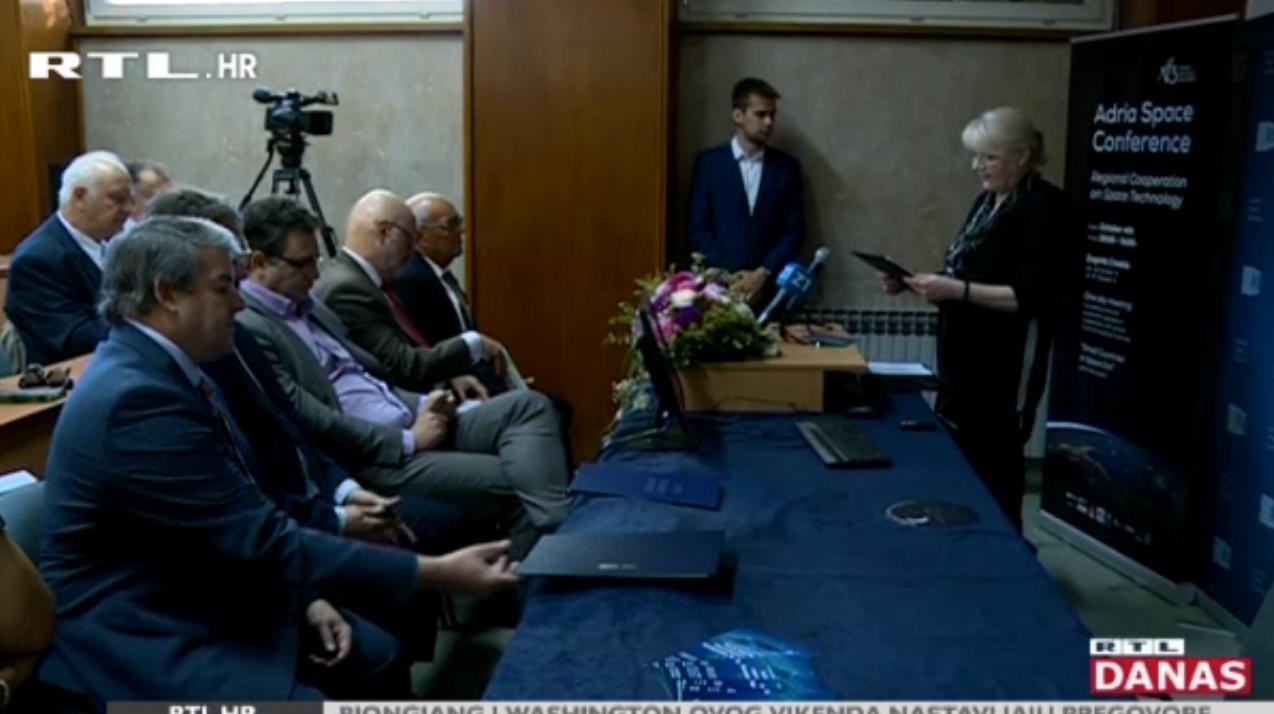 Photo of VIDEO Vlada napravila prvi korak prema razvoju hrvatskog svemirskog programa