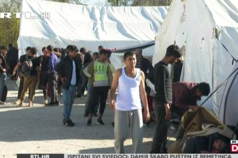 Photo of VIDEO Zarazne bolesti, smrad i neljudski uvjeti života u migrantskom kampu Vučjak